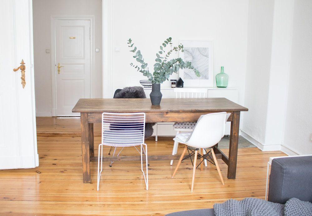 Eukalyptus im Esszimmer. | Esszimmer, Einrichtung und Spät dran
