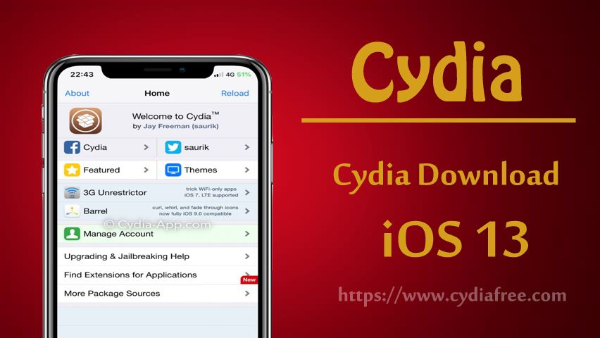 Cydia Download iOS 13 is available with CydiaFree! Ios