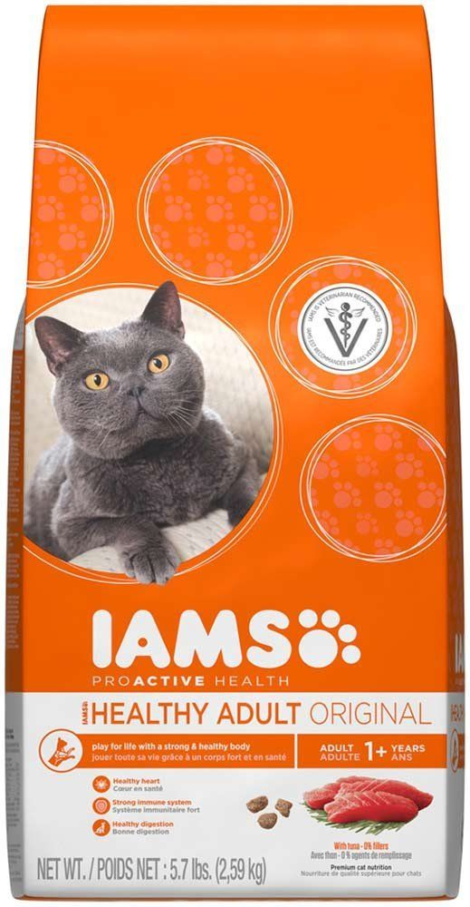 IAMS PROACTIVE HEALTH Adult Dry Cat Food * See this great