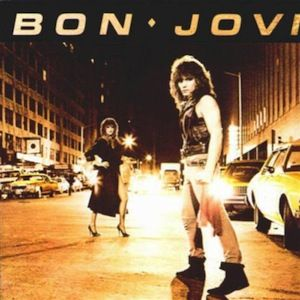 30 Years Ago Bon Jovi Release Their First Album Bon Jovi Album Bon Jovi Jon Bon Jovi