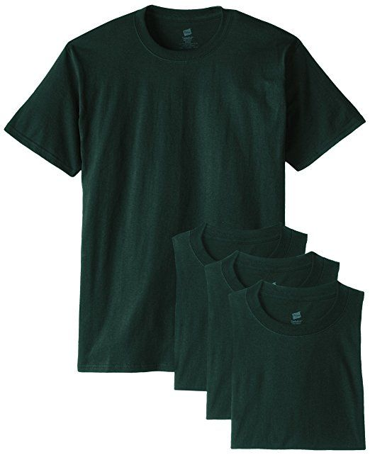 0656d28a Hanes Men's ComfortSoft T-Shirt (Pack Of 4) | Amazon.com | TOYS ...