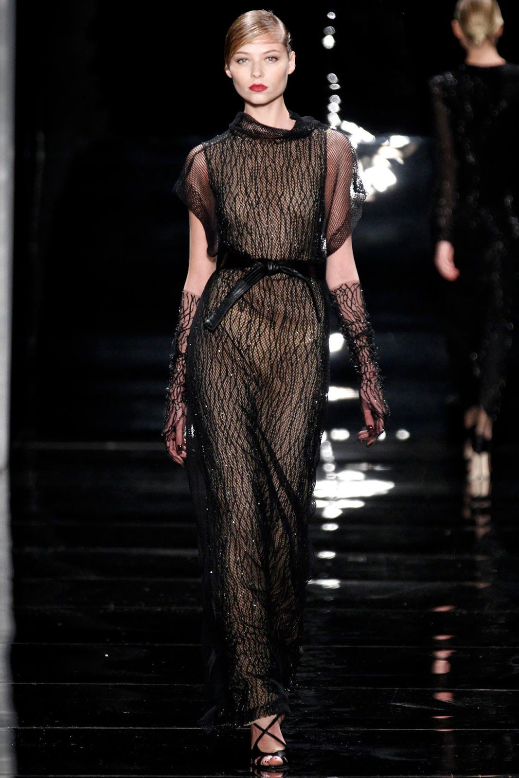 Reem acra fw new york designers pinterest fashion