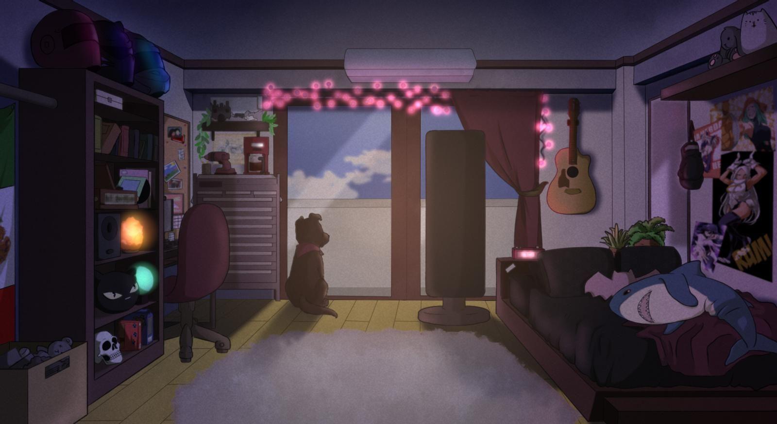 Boku No Hero Academia Dorm Room Edition By Madreselvanocturna On Deviantart Dorm Room Layouts Bedroom Drawing Girls Dorm Room