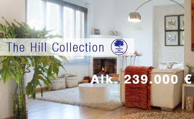 The Hill Collection tarjoaa upeat panoraamanäkymät Välimerelle ja Malagan vihreään vuoristoon. Halusimme mennä askeleen pidemmällä tämän kokoelman kanssa, haluamme, että nautit ja rentoudut kotonasi...