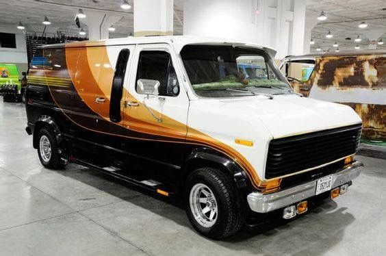 Custom 70 S Ford Van Gmc Vans Vans Custom Vans