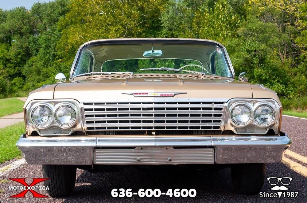 1962 Chevrolet Impala For Sale 2159718 Hemmings Motor News