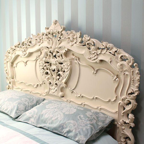 Rocco Furniture Fhb007lc Tallado En Madera Madera