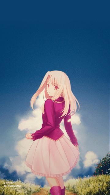 Illyasviel von Einzbern - Fate/Stay Night Wallpaper