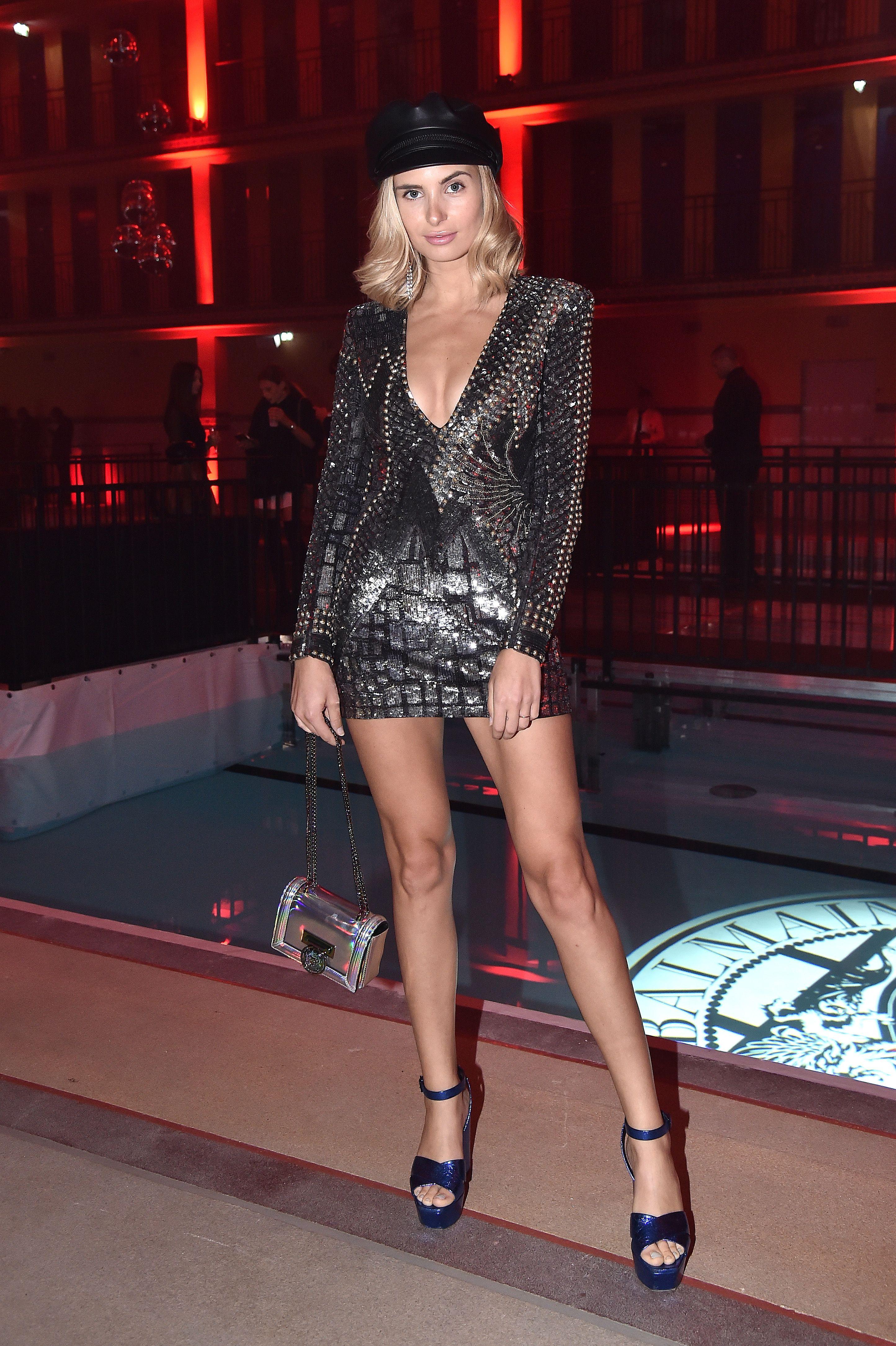 Balmain After Party Paris Fashion Week Menswear Spring Summer