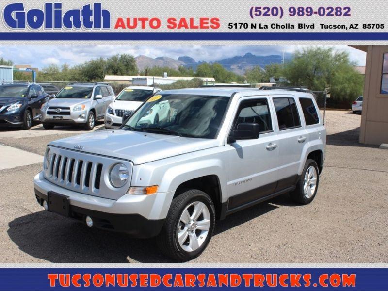 2011 JEEP PATRIOT SPORT Goliath Auto Sales LLC Auto