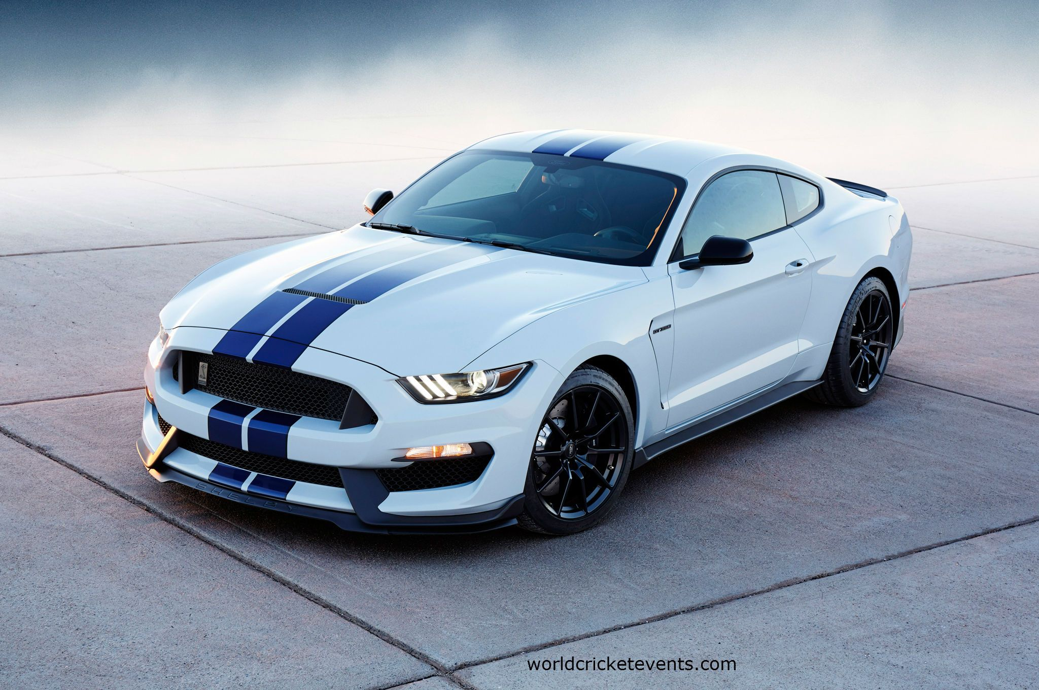 2016 Ford Mustang Shelby Wallpaper