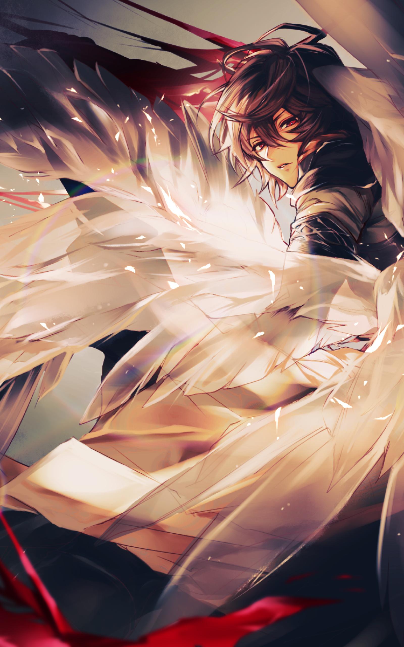 Download 1600x2560 Granblue Fantasy, Anime Games, Wings, Fallen Angel, Red Eyes ... -  Download 1600×2560 Granblue Fantasy, Anime Games, Wings, Fallen Angel, Red Eyes Wallpapers for Goo - #1600x2560 #angel #Anime #animeangel #animebun #animecosplay #animefanart #animefantasy #animehair #animeicons #animenaruto #animeprofilepicture #animesketch #animewolf #btsanime #Download #eyes #fallen #fantasy #games #granblue #los7pecadoscapitalesanime #red #Wings