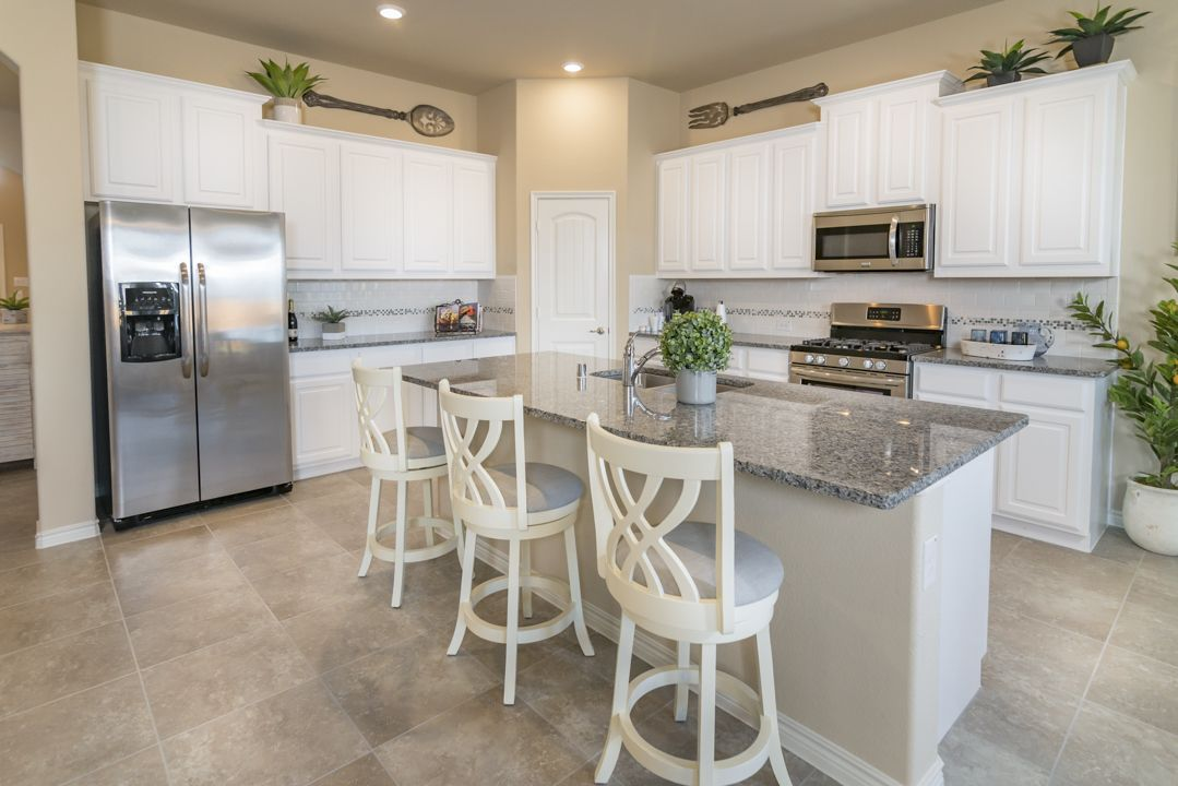 New Homes in Clements Ranch