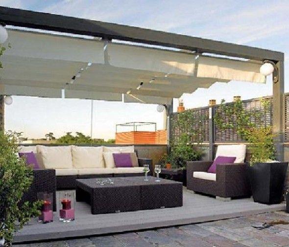 Retractable Pergola Roof Diy Image Search Results