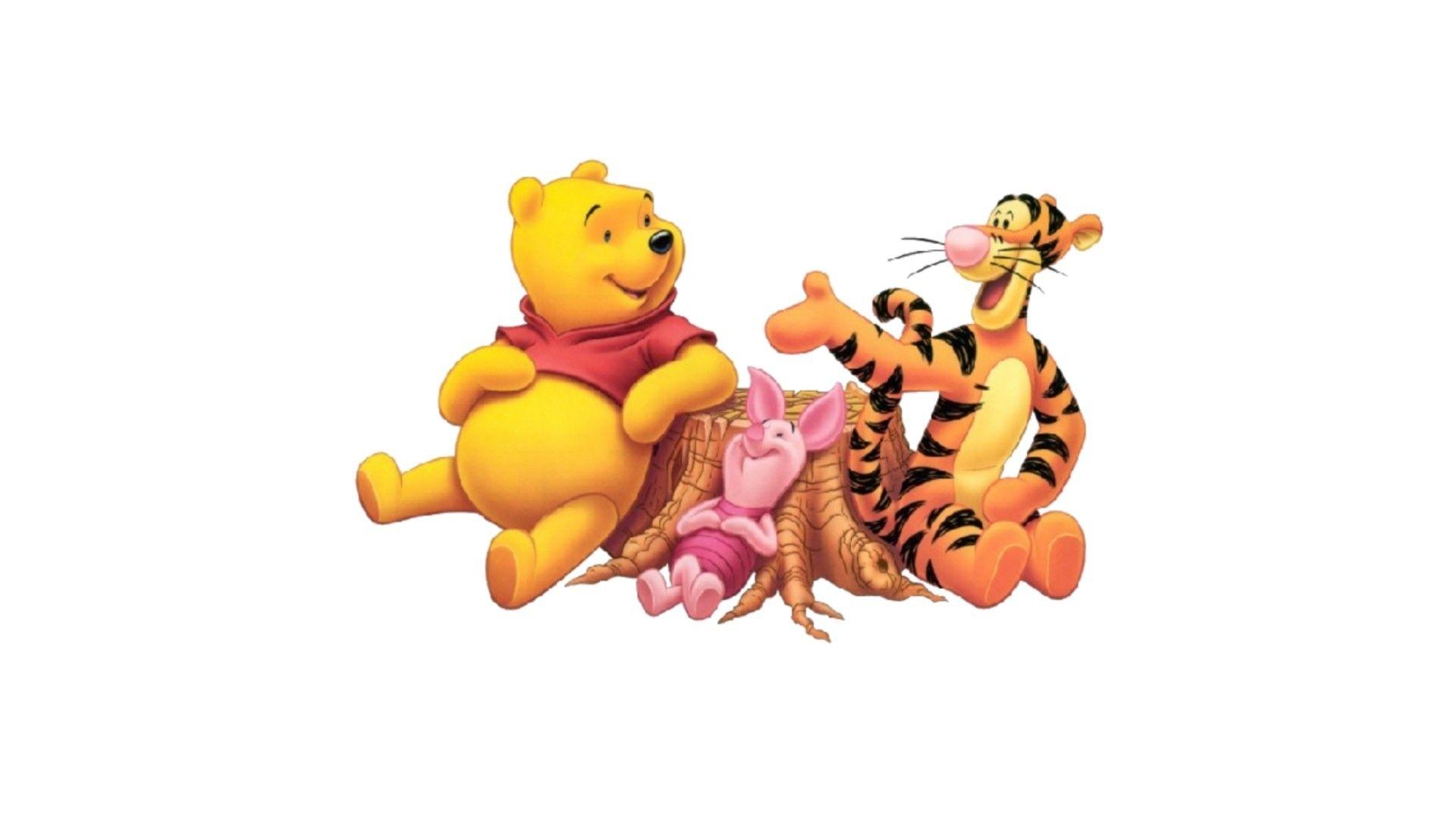 Wallpaper Pc Winnie The Pooh Piglet Tiger Di 2020