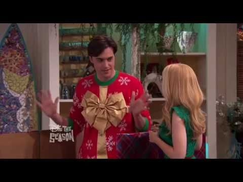 liv and maddie cali christmas-a-rooney