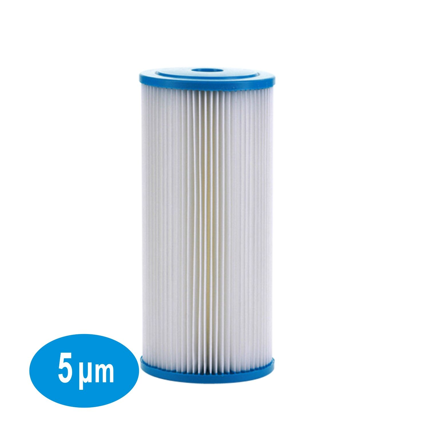4.5 x 10 Big Blue Replacement 1 Micron Sediment Water Filters