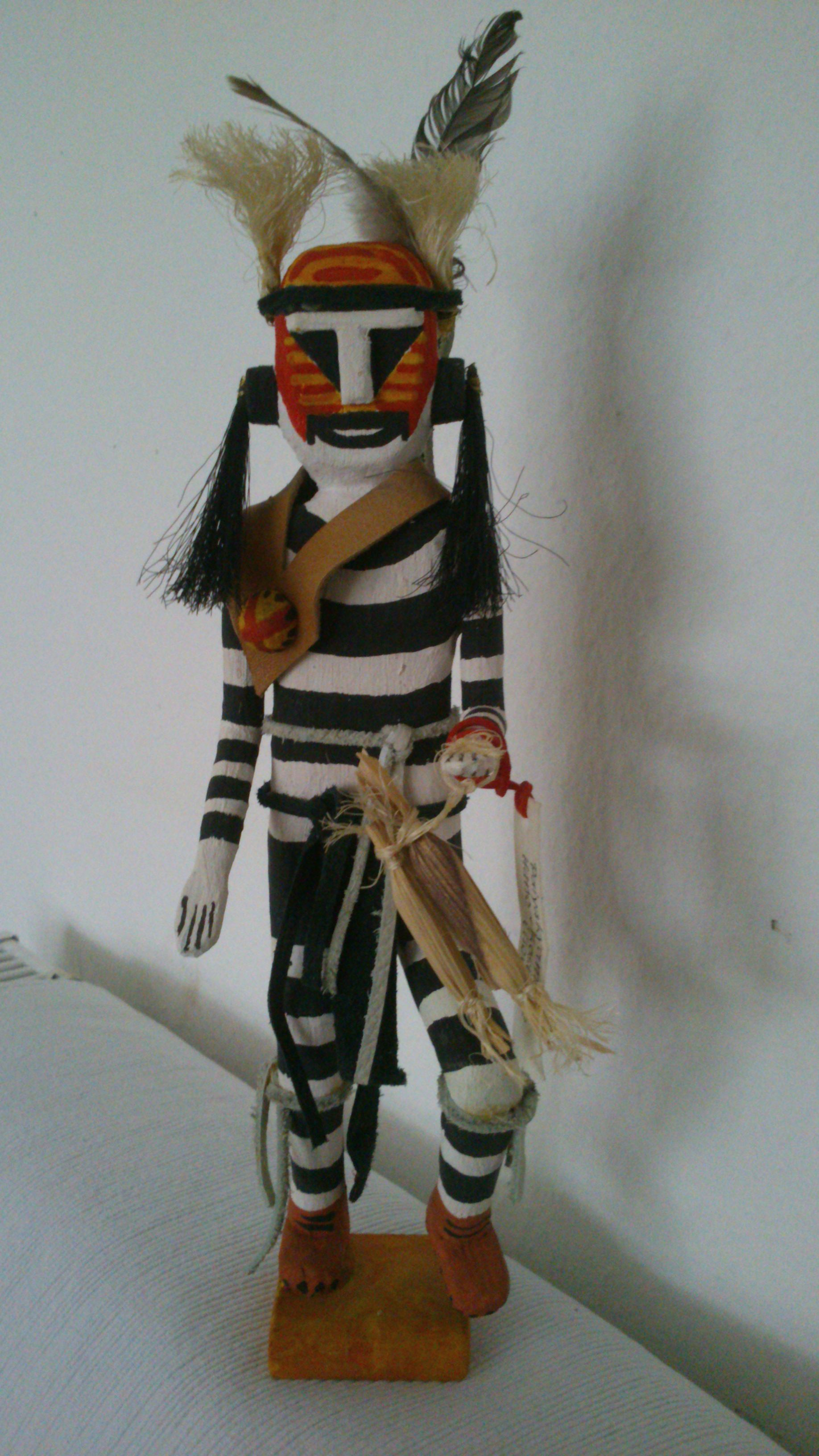 kachina katsina nativepueblopeople kachinas pinterest