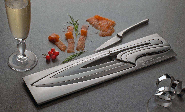 Deglon 8240000 V Meeting Messer Set 4 Teilig Amazon De Kuche