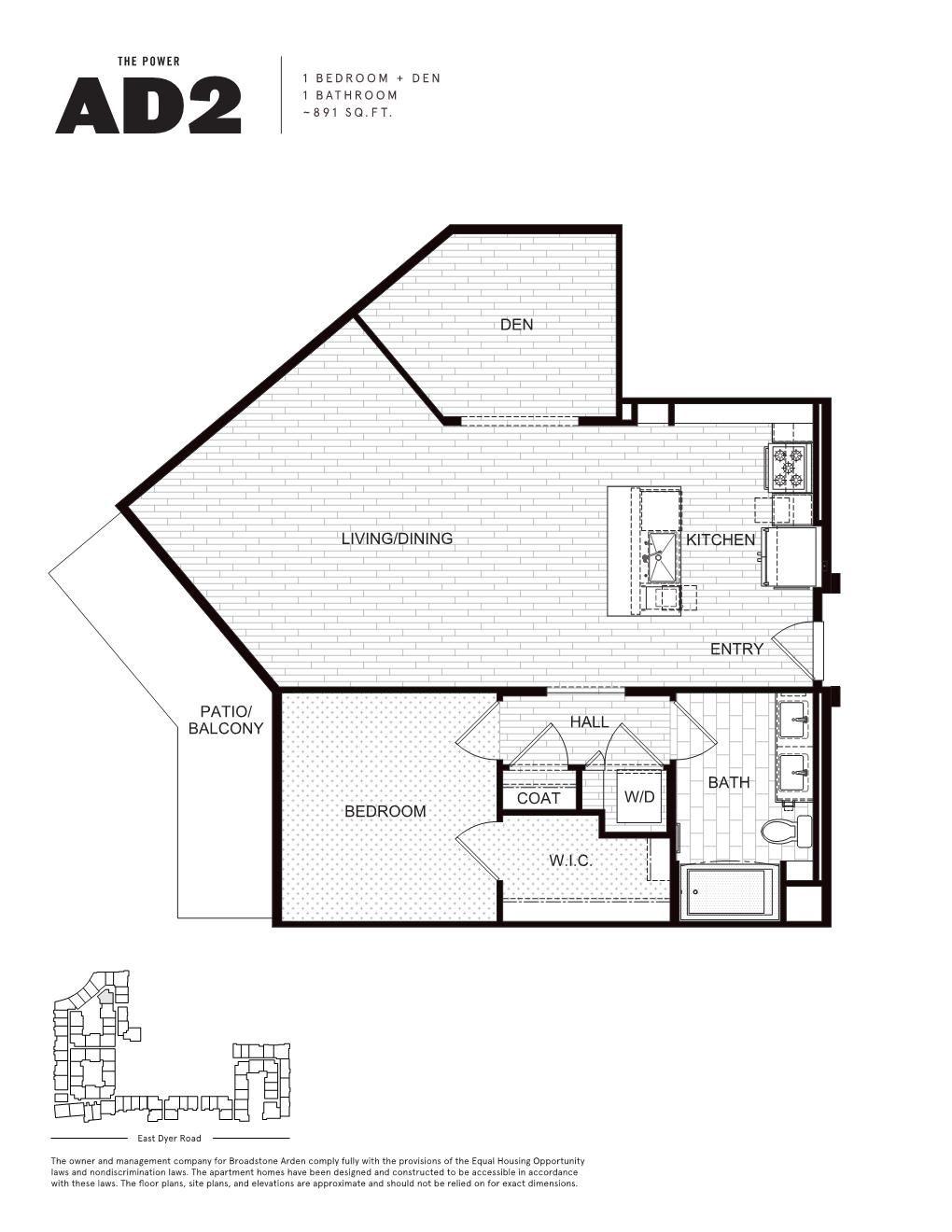 3 Bedroom Apartments In Orange County: Floor Plans, Apartment Floor Plan, How To Plan