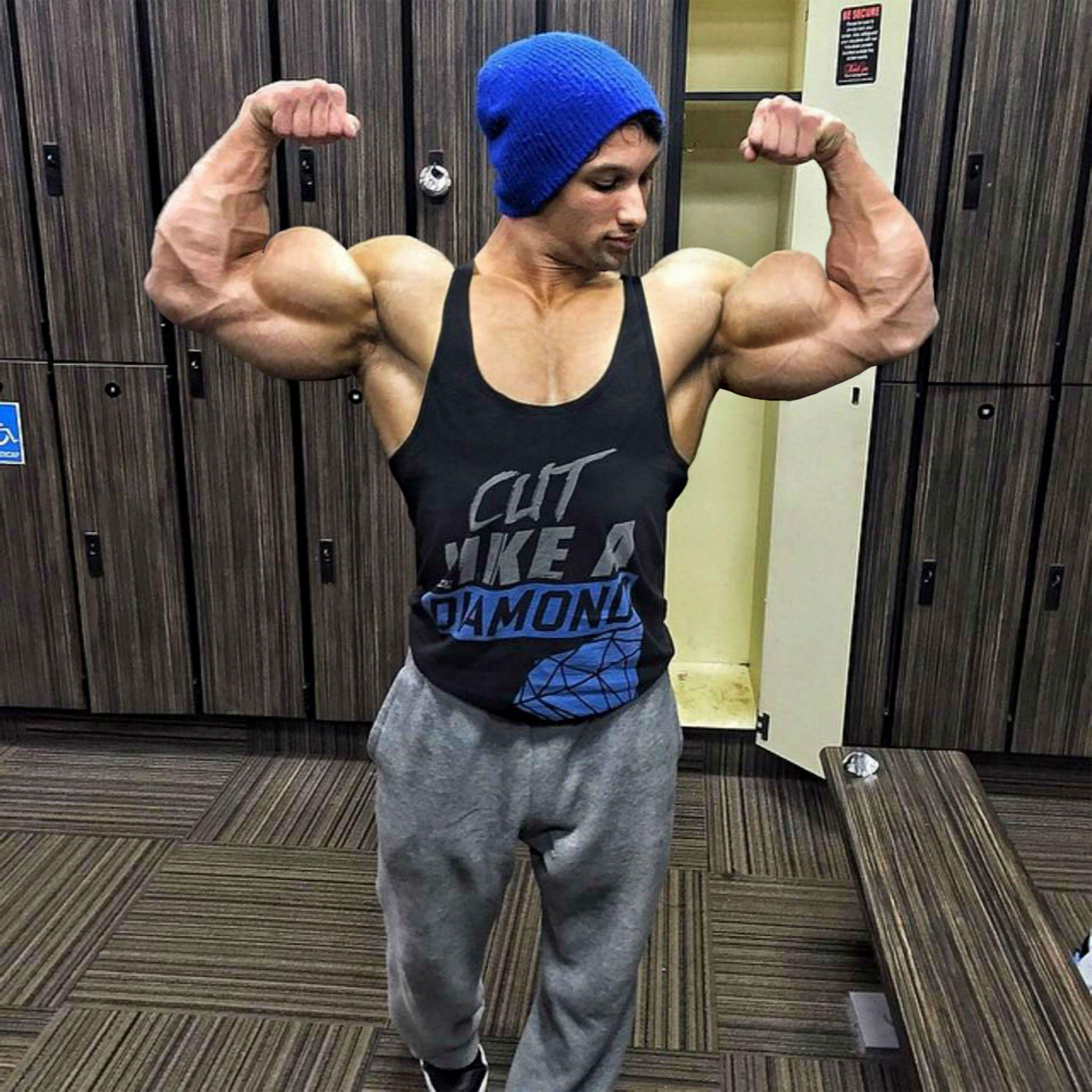 Bodybuilder Muscle Morph 5 By Theology132.deviantart.com