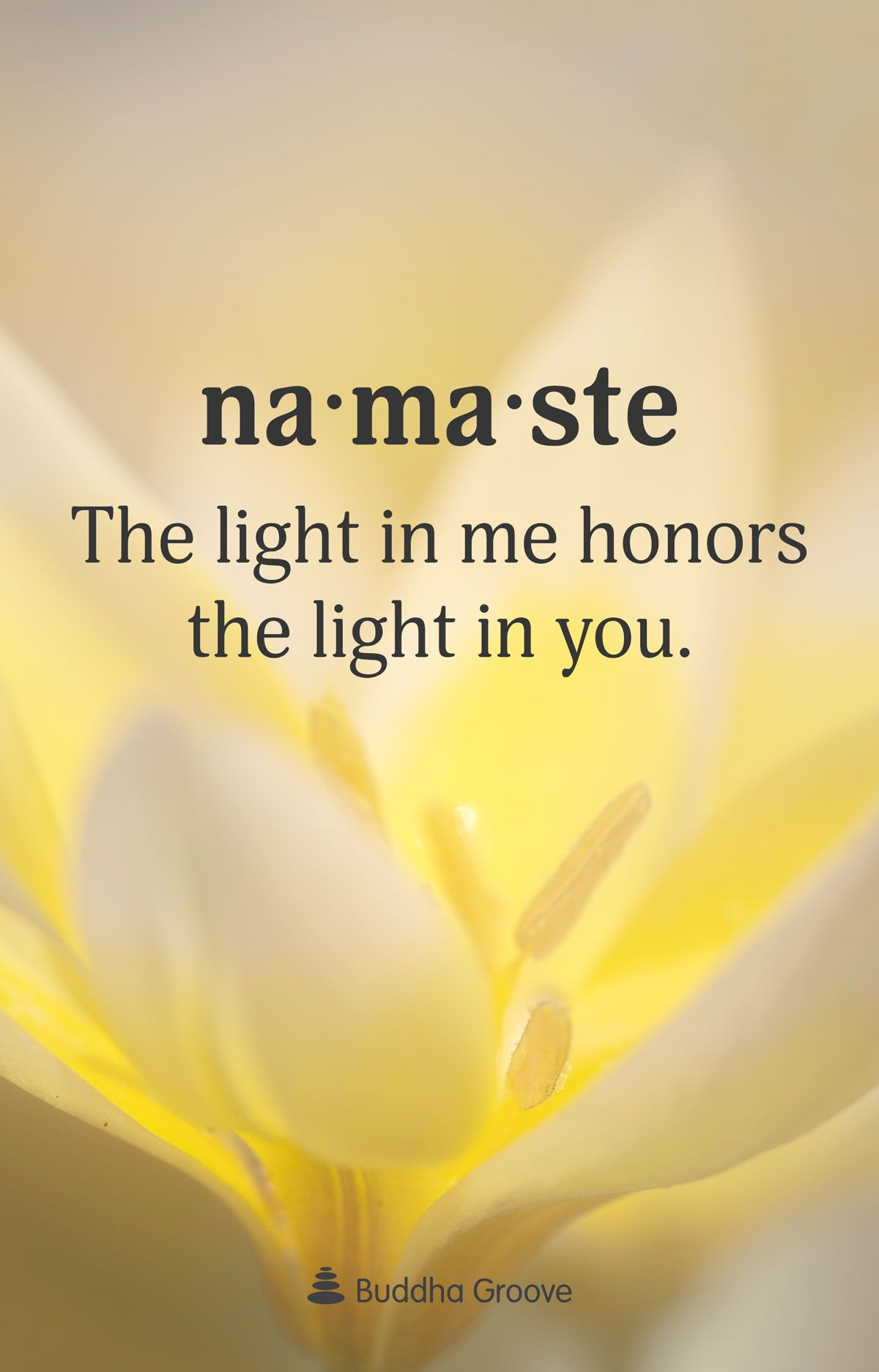 Word of the Day: Namaste
