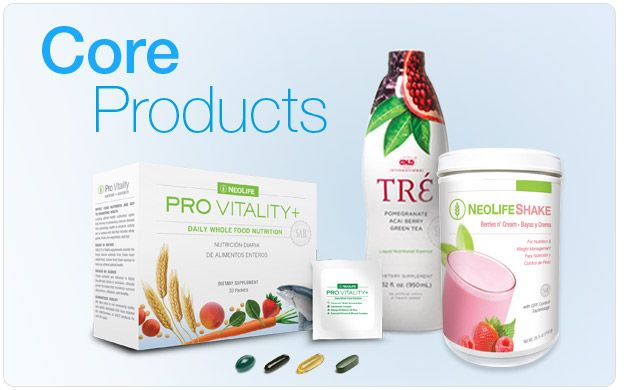 Neolife Home Care Products