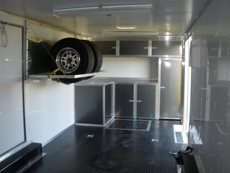 enclosed trailer ideas thread enclosed trailer ideas toyhaulin 39 pinterest enclosed. Black Bedroom Furniture Sets. Home Design Ideas