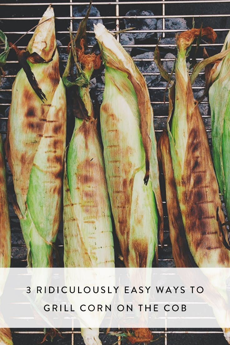 how to cook corn on the cob on the barbecue