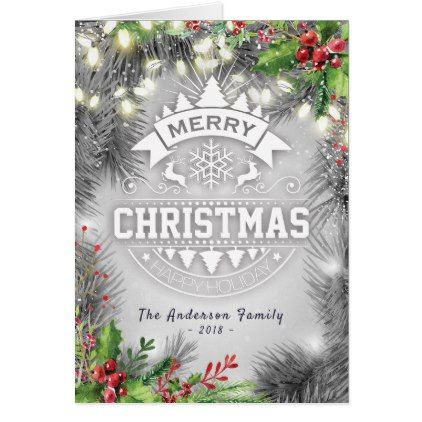 merry christmas happy new year holiday greetings card new year s eve happy new year