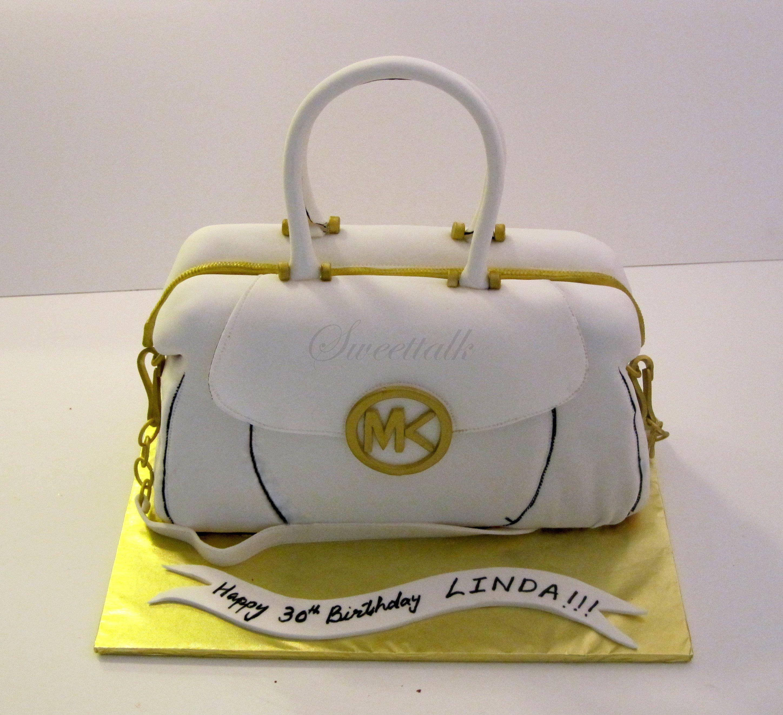 michael kors shopping bag cake pink white pink and black michael kors purse
