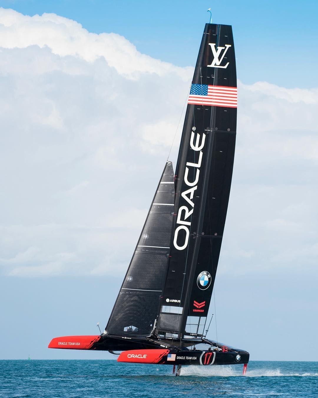 Pin By Bob Barraclough On Boats In 2020 Volvo Ocean Race Americas Cup Sailing Catamaran
