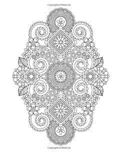 Flower Designs Coloring Book (Volume 1): Jenean Morrison ...
