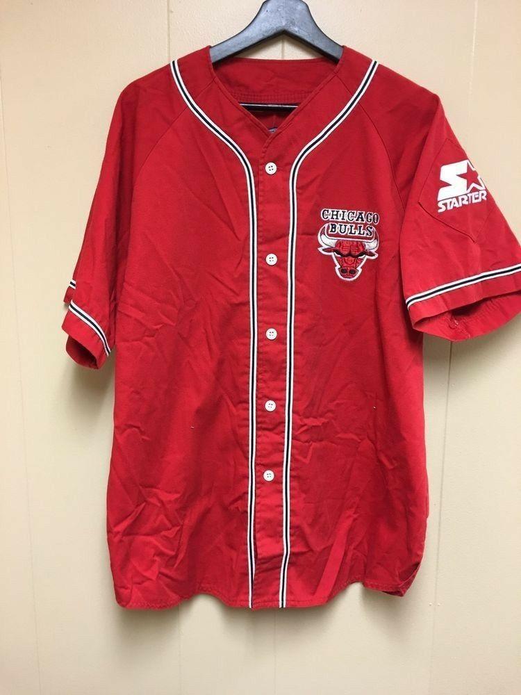 Ideia por Jlo em Baseball jersey Chicago bulls roupa