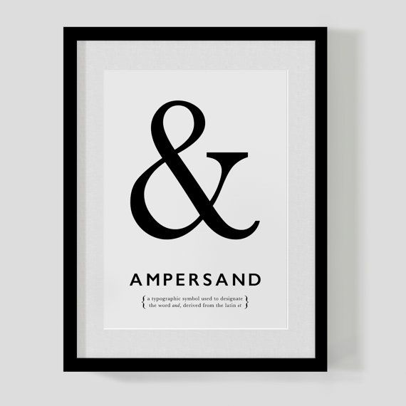 Choose Color And Size Perfect Poster Prints Typographic Poster Cheap Poster Prints