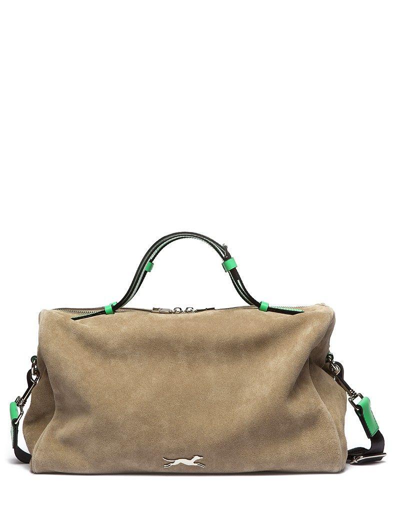 3dfdc224f41a Bimba y Lola handbag - their logo is a greyhound Cute Bags