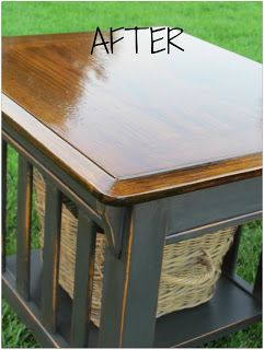 Mission Furniture Refinished