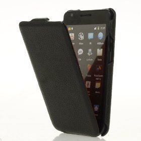 Black Genuine leather flip case cover for Samsung Galaxy S 2 i9100=  Click here to Order => www.amazon.com/dp/B009CQCCO0/?tag=nanza-20