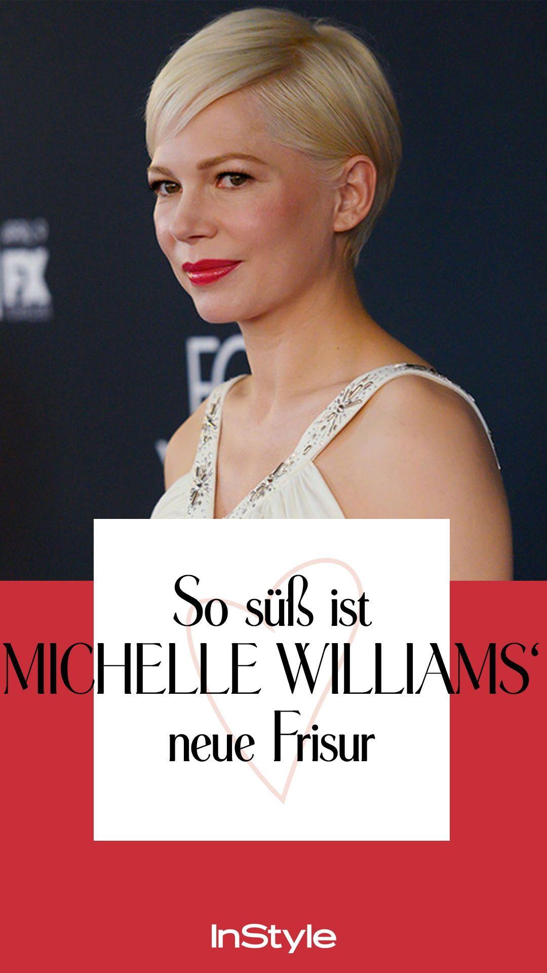 Michelle Williams Kurze Haare