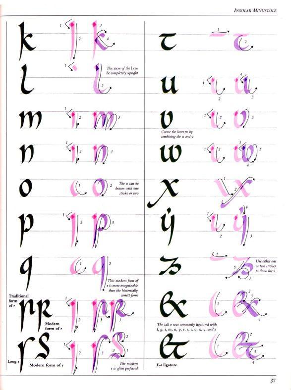 Insular Half Uncial 11