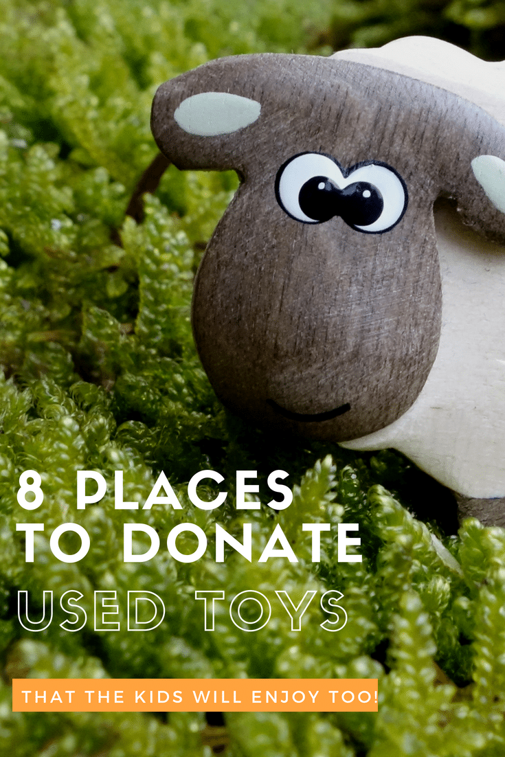 8 Places To Donate Used Toys That The Kids Will Be Excited About Donate Used Toys Kids Toy Donation