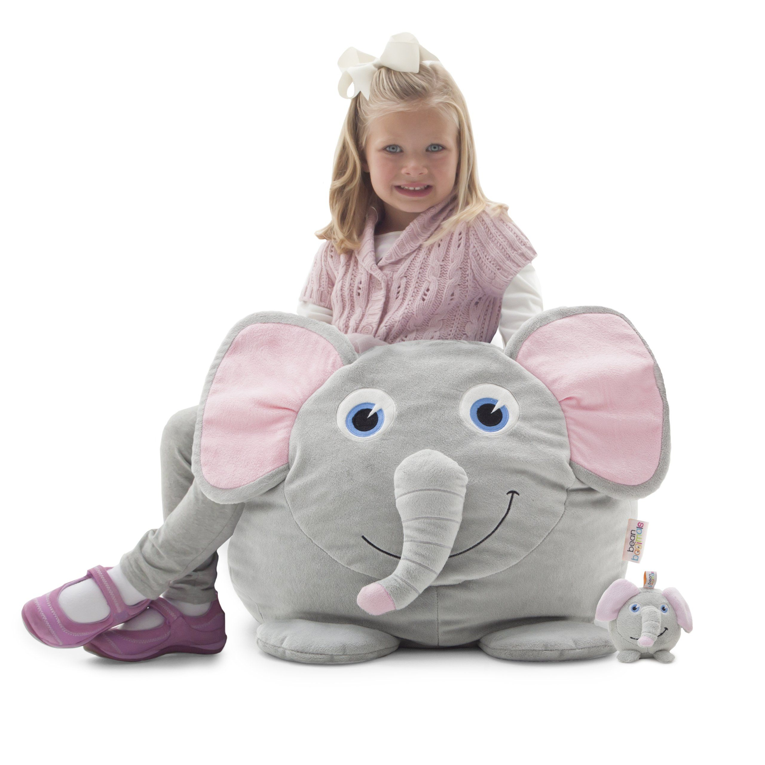 Comfort Research Bagimal Bean Bag Chair Emerson The Elephant  sc 1 st  Pinterest & Comfort Research Bagimal Bean Bag Chair Emerson The Elephant ...