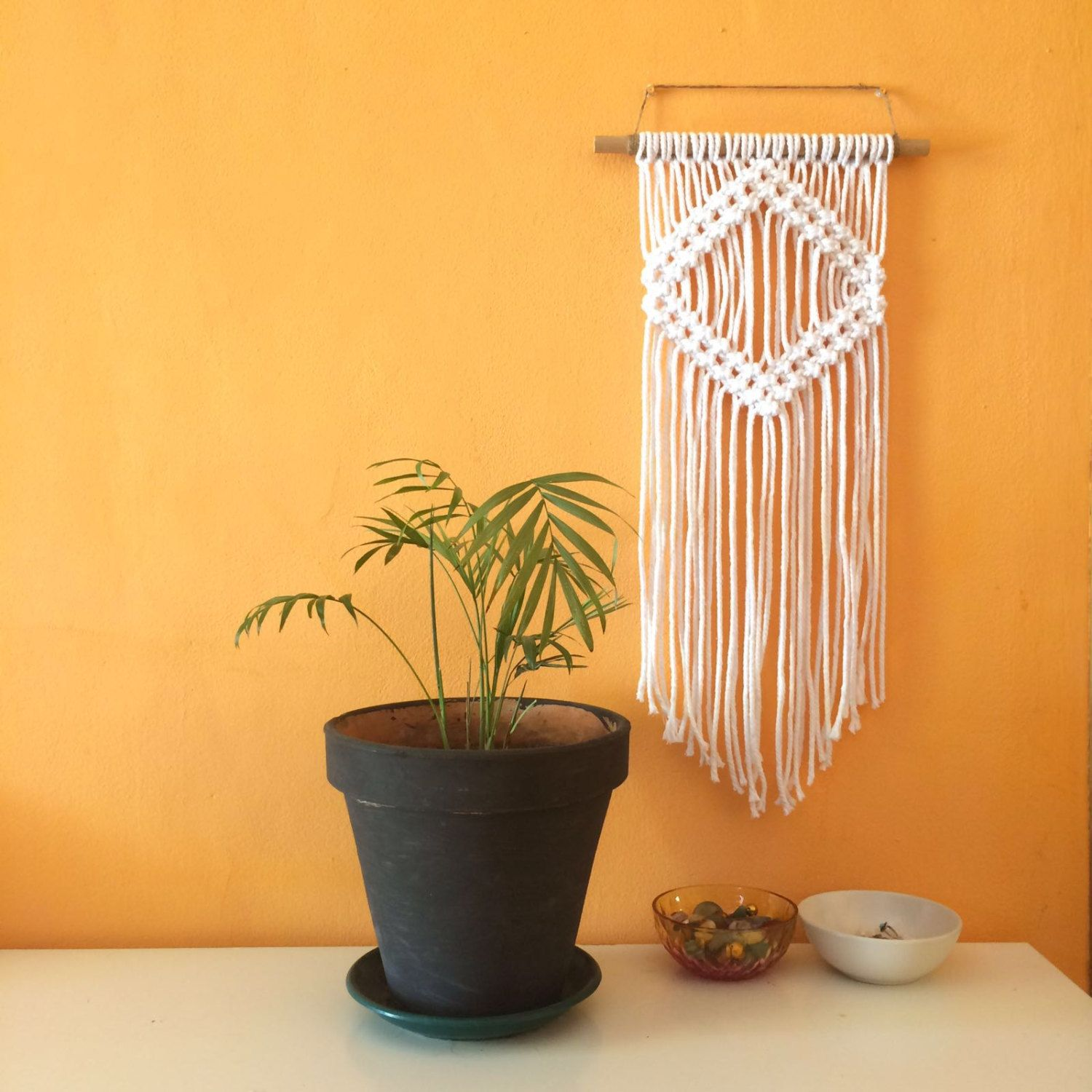 Macrame | Bedroom(er) has it | Pinterest