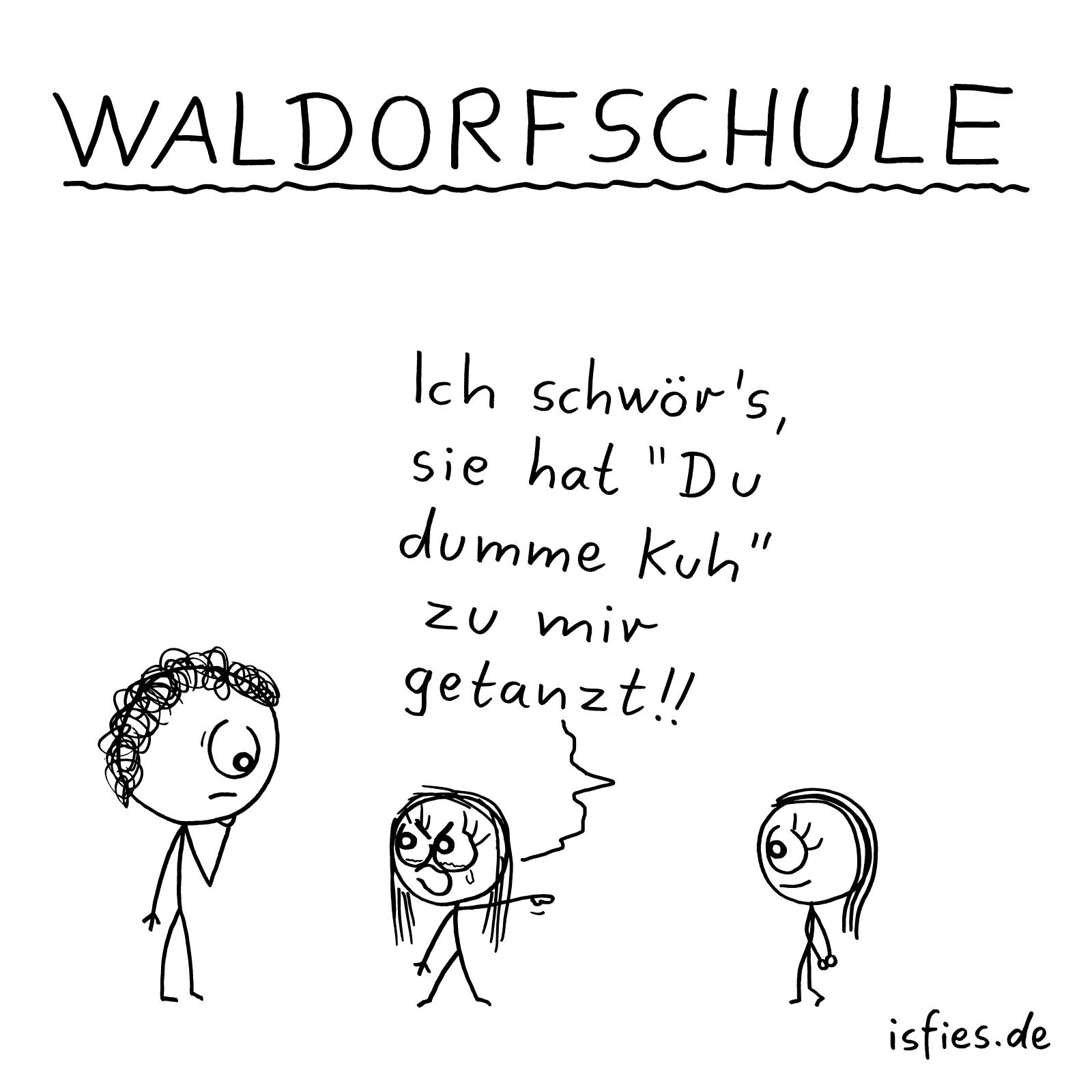 Witze Waldorfschule