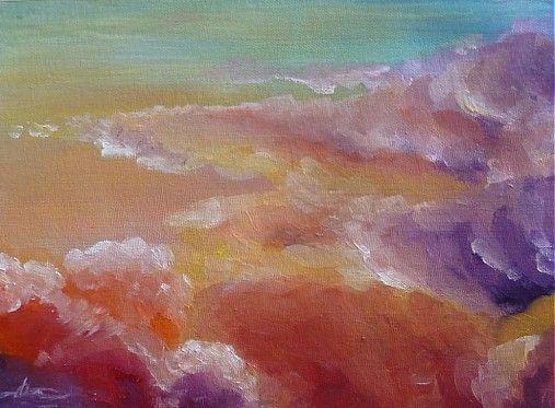 Ondrejkova / Fialové oblaky