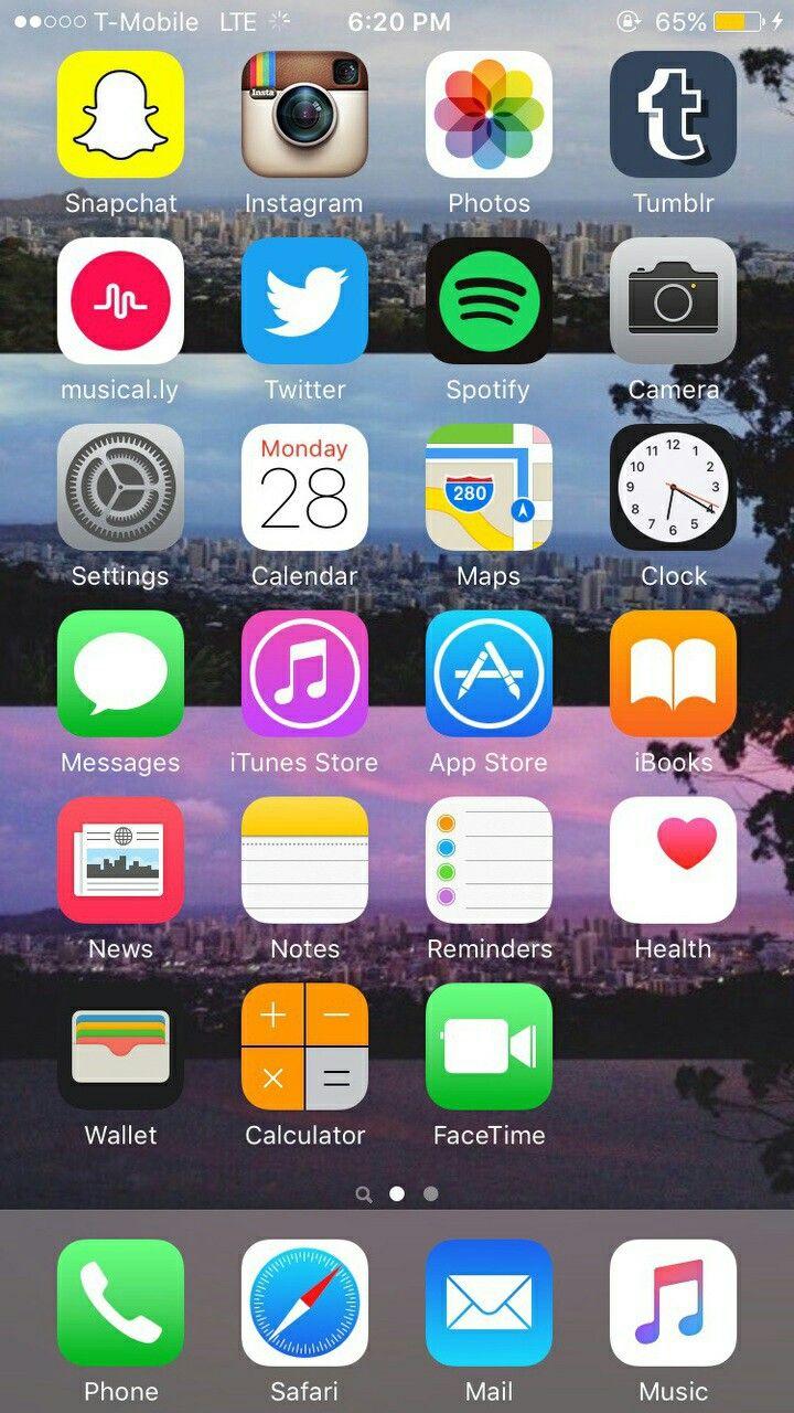 Good for Toca Boca. Homescreen iphone, Apple apps iphone