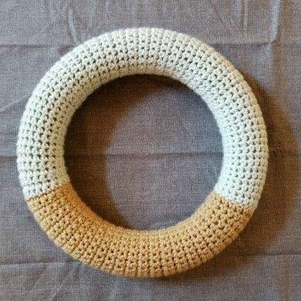 Photo of 'Life's a Beach' Summer Crochet Wreath