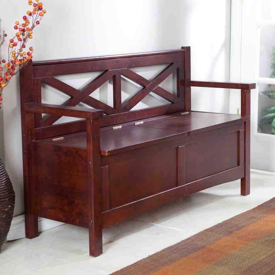 Wood Bench With Storage Wood Storage Bench Wooden Storage Bench Storage Bench Seating Bench With Storage