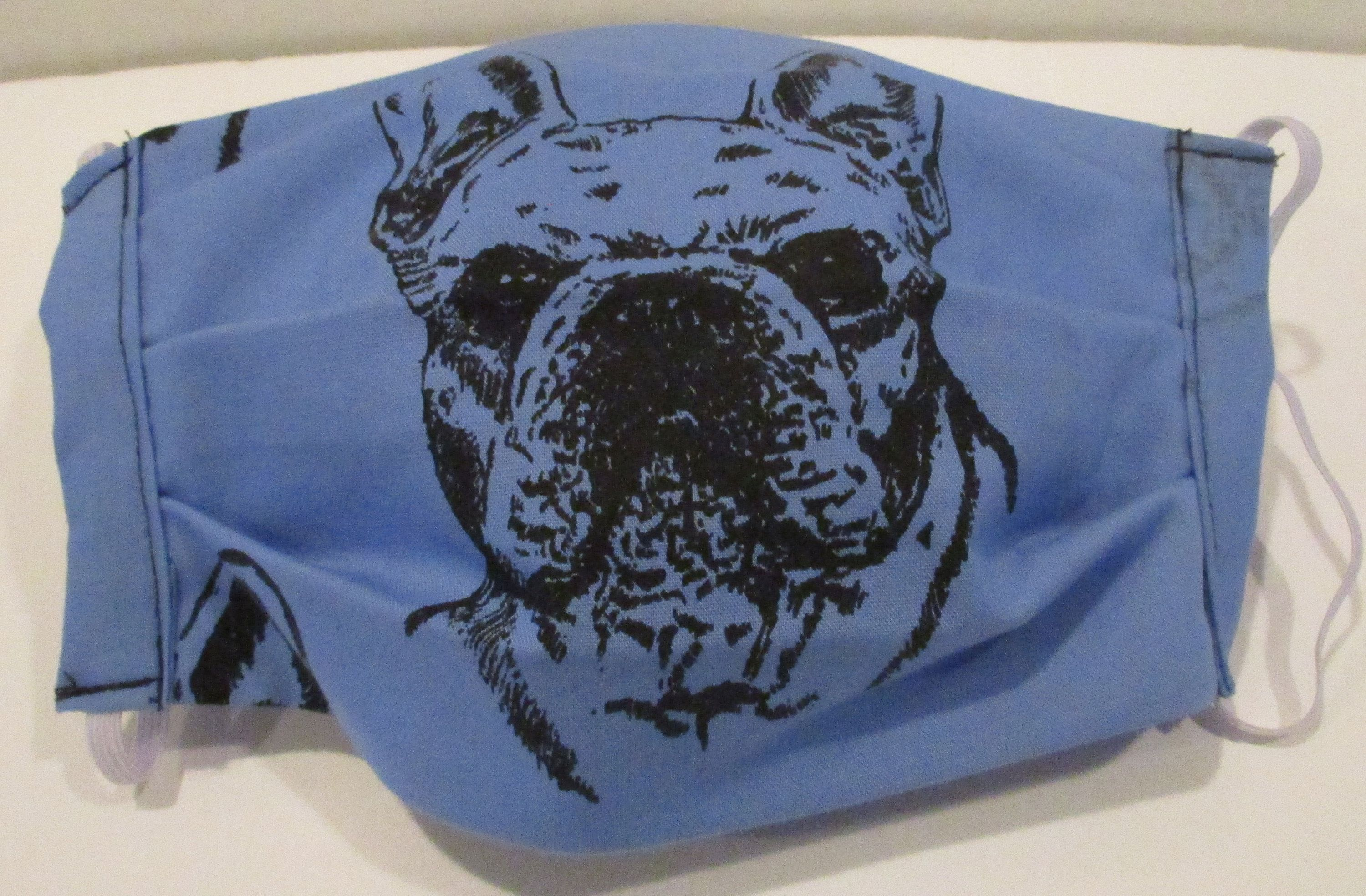 French Bulldog Face Mask Etsy In 2020 French Bulldog French Bulldog Pictures Bulldog
