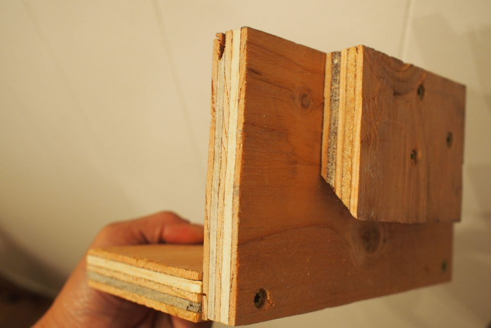 How to Build a French Cleat Shelf - Steps to Use These Joints